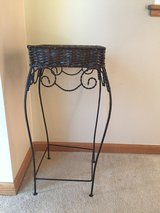 Wrought iron Plant stand in Naperville, Illinois