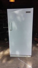 15.3 Frigidaire upright freezer in Chicago, Illinois