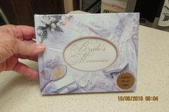 "Bridal ""Memories"" Book - Sealed Package in Kingwood, Texas"