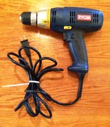 "Ryobi Corded 3/8"" Variable Speed Drill in Baytown, Texas"
