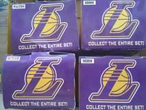Collectible Lakers bobblehead in Yucca Valley, California