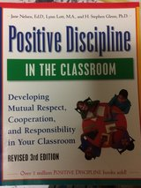Positive Discipline in the Classroom in Okinawa, Japan