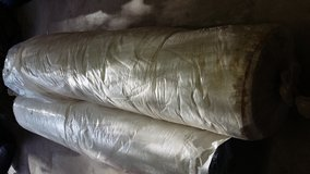 Rolls of Insulation for roof in Moody AFB, Georgia