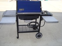 Weber Genisis Silver natural gas grill in Bolingbrook, Illinois