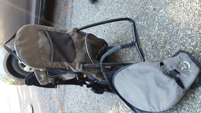 Baby carrier hiking backpack in Olympia, Washington