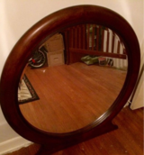 Solid Wood Framed Mirror in Algonquin, Illinois