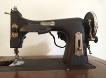 Domestic Rotary Electric Sewing Machine, Series 153 in Algonquin, Illinois