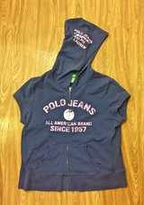 Women's POLO JEANS Purple and Pink Vest in Okinawa, Japan