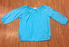 Women's MICHAEL KORS Large Turquoise Top in Okinawa, Japan