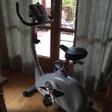 Schwinn 140 upright bike in Ramstein, Germany