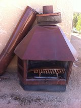 Indoor and/or Outdoor Fireplace it is 31.5 in diameter. in 29 Palms, California