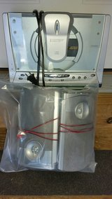 REDUCED Am/Fm Cd Player W/ 2 Speakers in Fort Knox, Kentucky