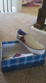 Tommy Hilfiger boys boat shoes in Perry, Georgia