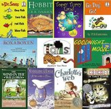 *Wanted*Gently Used Children's Books in Houston, Texas