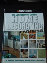 Black & Decker Home Projects DIY Book in Warner Robins, Georgia