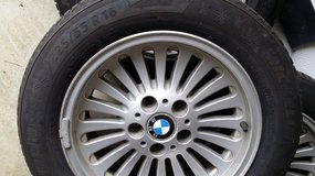 BMW Rims for 5 series - All season Tires x 4 in Stuttgart, GE