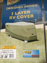 RV Cover for 23-26 foot Class C Motorcoach (New in Box) in Perry, Georgia