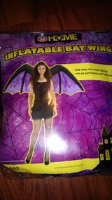 Large inflatable Bat Wings in Spring, Texas