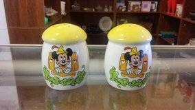 Mickey Mouse Salt & Pepper Shakers in 29 Palms, California