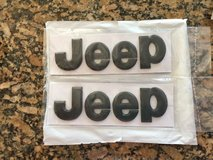 Black out Jeep Emblems (3M) in Aurora, Illinois