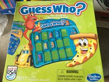 Guess Who game in Kingwood, Texas