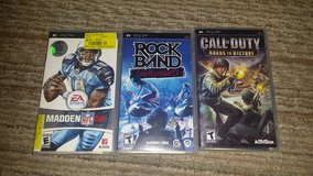 sony psp games in Fort Rucker, Alabama
