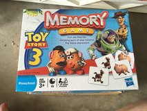 Toy Story Memory game in Kingwood, Texas