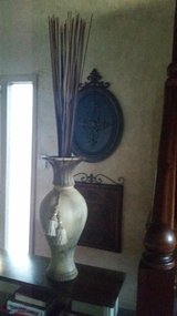Beautiful vase for sale in Plainfield, Illinois