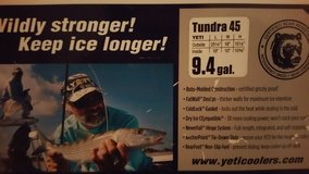 YETI Tundra 45 Cooler in Houston, Texas