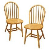 (6) Winsome Windsor Dining Chairs - NEW! in Chicago, Illinois
