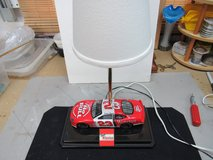 Vintage Nascar Winston Cup Diecast late Model Desk Lamp Jimmy Spencer in Cherry Point, North Carolina