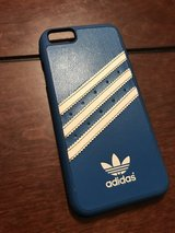 Blue Adidas leather iPhone 6/6s case. in Oceanside, California