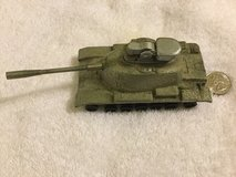 US ARMY  M60 TANK LIGHTER  BY PENGUIN - MISSING TRACKS in Okinawa, Japan