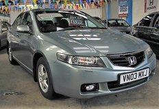 HONDA ACCORD EXEC AUTO 60K!! in Lakenheath, UK