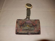 Antique Japanese Tobacco Pouch in Bartlett, Illinois