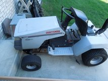 "craftsman Lawn Tractor 917.256451, 12.5HP 38"" cut, 5 Speed in Lockport, Illinois"
