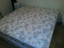 King size bed in Tyndall AFB, Florida