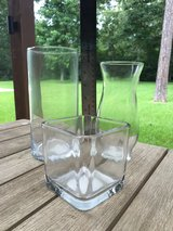 Various Size and Shape Glassware in Spring, Texas