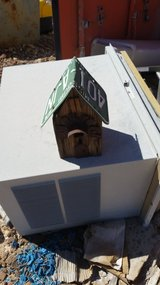 Vintage Bird House in 29 Palms, California