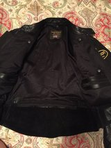 Vanson Leather Riding Jacket in Spring, Texas