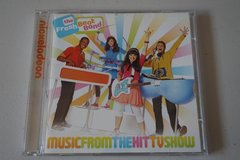Nickelodeon The Fresh Beat Band CD in Shorewood, Illinois