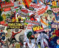 Paying Cash for older Comic Books in Beaufort, South Carolina