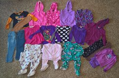 Lot of 3t girls winter clothes in Fort Leonard Wood, Missouri