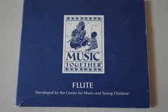 MUSIC TOGETHER FLUTE CDs in Oswego, Illinois