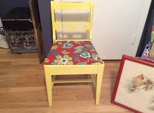 Chair, small vintage, suitable for small desk or vanity in Fairfax, Virginia