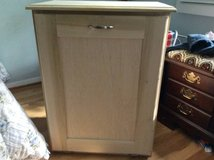 Tip-out Trash Bin or Laundry or Dog Food holder - Wood - NEW in Fort Belvoir, Virginia
