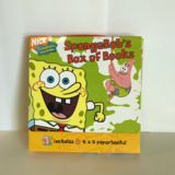 6 sponge bob books in Byron, Georgia