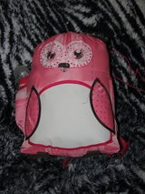 "ADORABLE ""MELISSA & DOUG OWL"" SLEEPING BAG BACKPACK in Camp Lejeune, North Carolina"