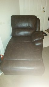 Leather reclining chair in Nellis AFB, Nevada