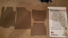 2009-2014 Nissan Maxima Weather Tech Rubber Mats in Fort Benning, Georgia